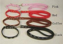 wholesale leather dog leash