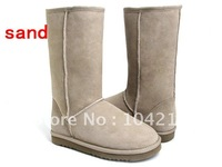 Dropship - freeshipping !1pcs Popular Australia 5815 snow boot 100% genuine sheepskin boots,classic short boots winter boots