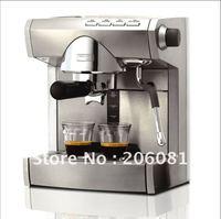 Semi-automatic professional commercial espresso coffee machine