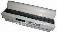 New White 12 cells 11000mAh OEM laptop battery for Asus AL23-901, AL24-1000, EeePC 901, 1000, 1000H, 1200 Series