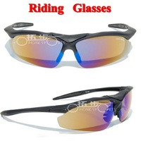 Retail Genuine Cycling glasses Sports glasses Riding glasses TOPEAK TS001 Light-Black goggles Free shipping