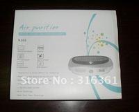 Muti-function solar  plasma Car Air  sterilizer Ozone function;deodorizer,revitalizer.plasma car air purifier free shipping!