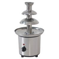Chocolate Fountain / stainless steel chocolate fountain machine / High-end chocolate fountain / OEM / ODM products exported to E