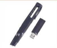 Free Shipping, Wireless RF Remote Presenter Pen with Laser Pointer C-U0001, Wholesale and Retail