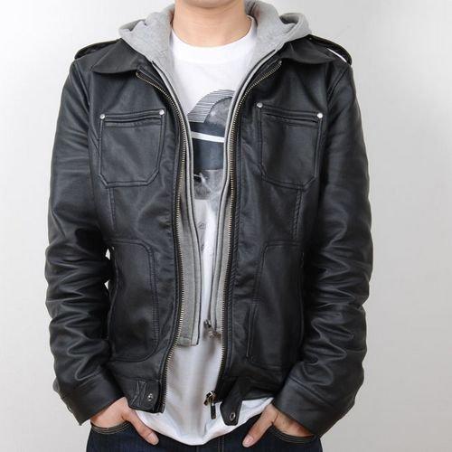 A brand new leather jacket – Modern fashion jacket photo blog