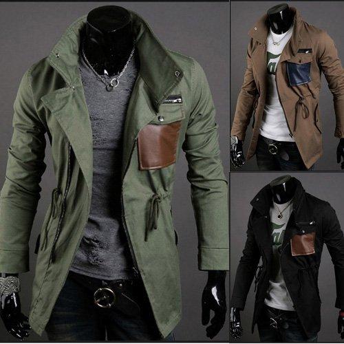 Men designer coats