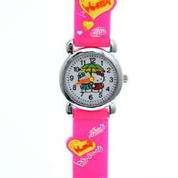 Comfortable and Fashionable Hello Kitty Wrist Watch