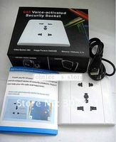 New Free Shipping wholsale Voice-activated Security Socket Video Recorder Hidden Camera Socket DVR,socket camcorder