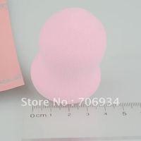 24pcs/lot 6 color Optional Latex Free Songe Puff Facial Face Sponge Makeup Cosmentix Powder Puff VE