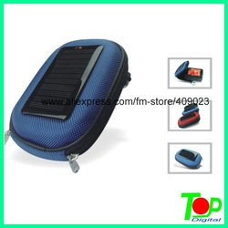 Digital camera solar bag charger for gift in white box packing(China (Mainland))
