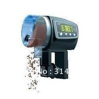 RESUN 2005D Automatic fish feeding device ornamental aquarium fish feeder smart feeder hot