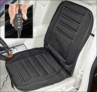 2014 Sale Car Seat Winter Car Heated Seat Cushion Hot Cover Auto 12v Heat Heating Warmer Pad- Black Smooth/plush Leopard Stripe