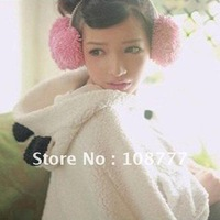 Free shipping High fashion polar fleece winter shawl, warm cape, reversible kid cloak, witner coat,2 color warm shawl