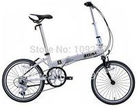 alloy frame foldable bike folding bicycle F2020