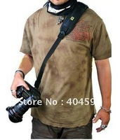 Anti-slip Elastic Quick Black Rapid Camera Sling New Black Belt Strap For Nikon Cannon