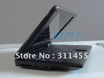 new 7 inch Android 4.1 mini laptop with windows laptop with cam and touch screen