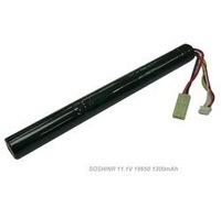 Free DHL/FEDEX+Airsoft guns 11.1V 1300mAh Li-ion Battery Pack 18650*3-a