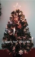 Optical fiber optic Christmas tree, luminous ball    001