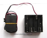 12v 8AA battery inverter for 15 meters el wire + free shipping
