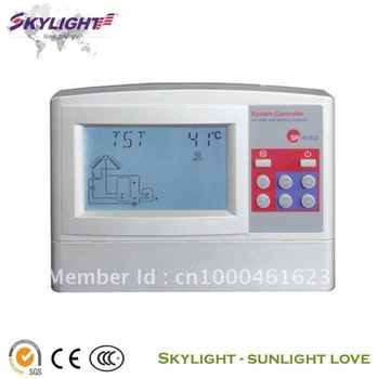 Solar Energy Collector Controller SR618C6. EXW Price
