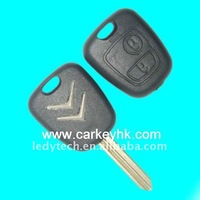 Hot Sale Citroen 2 buttons remote key with ID46 chip 433Mhz