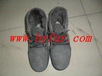 FY-XZ012 Australian sheep fur one men's snow shoes