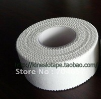 Wholesale/Hot Sale Cotton SportsTape for Vollyball  5cm*10m/ 10rolls/lot