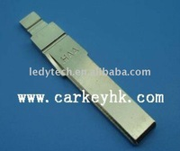 Good quality VW car key metal blade
