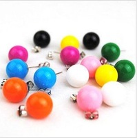 Hot Selling Earring  Jelly Earring  100 pairs 2011 Hot Selling Jewelry  14 colors for choose  Free Shipping