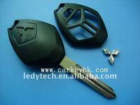 Good quality Mitsubishi 4 buttons remote key blank