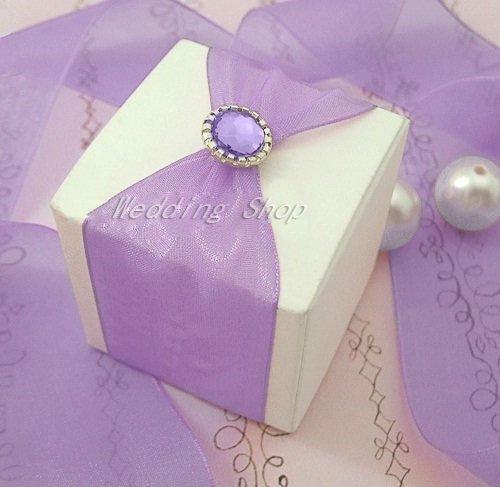 FREE SHIPPING--50PCS Lavender Brads Paper Fastener for Scrapbooking Wedding Stationary Favor Box DIY Craft Supplies(China (Mainland))