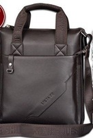 Male baodan of retro shoulder bag men and portable inclined cross-package