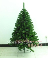 Christmas tree. 1.8 meters green encryption type pine tree. The family style.free shipping