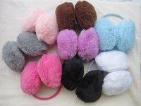 free shipping ear muff/ear warmer/warm plush earflap/colorful/em-01