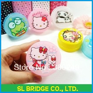 Free Shipping Cartoon Water cup Elastic travelling cup Portable Many styles  D19008SL