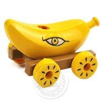 Freeshipping New Arrival Plants Zombies Banana chariots Toys Gun,Banana Cannon Toys