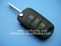 High quality Hyundai i30 remote key with 46 chip and 433Mhz