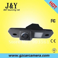 For HYUNDAI SANTA FE/AZERA , 170 degree lens angle night vision available waterproof and  shockproof car backup camera JY-6546