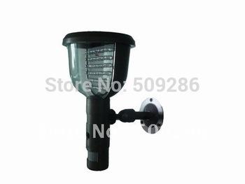 2015 endoscope cctv camera wholesale price free shipping chritma promotion fir motion detection led light solar dvr