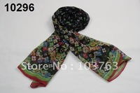 Fashion Women Thin Soft Leopard Shawl Scarf Neck Wra jjkip