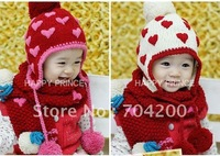 12pcs/lot-Baby Hat for winter