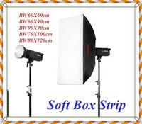 "Free Delivery Photo Studio Softbox 32 ""x48"" / 80x120cm Bowens Mount SB-BW"