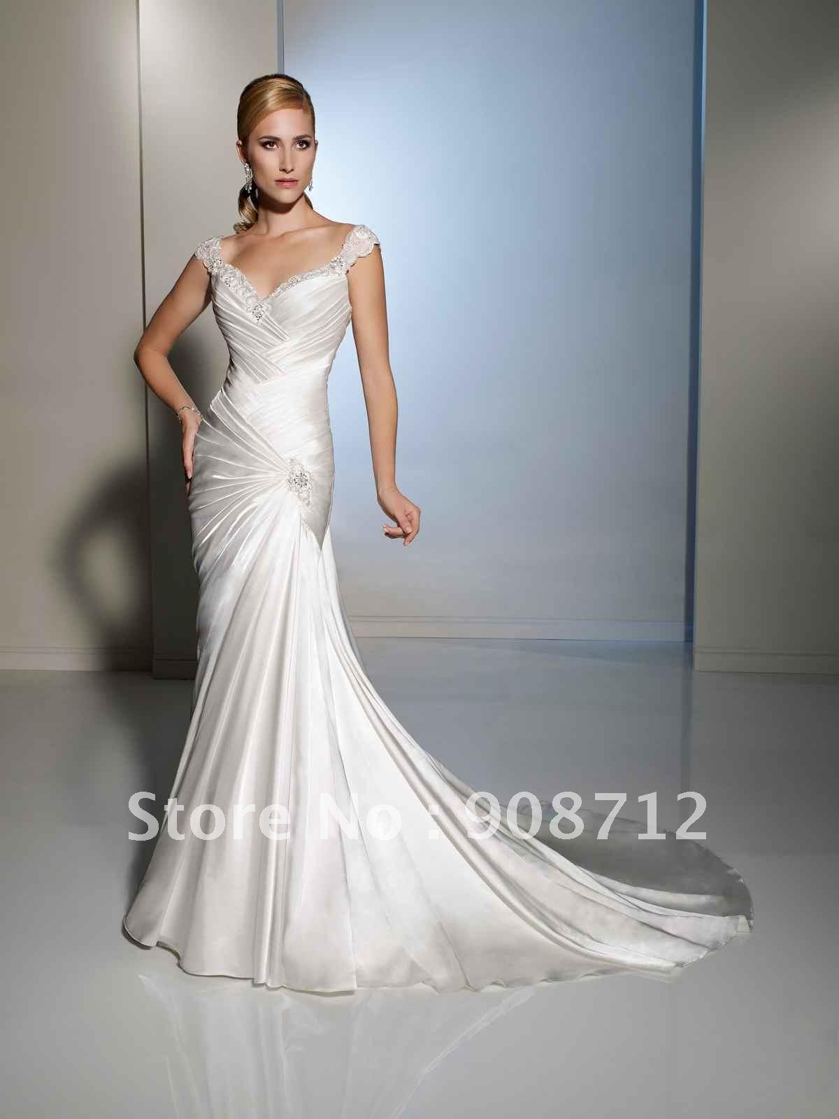 designer mermaid wedding dresses - Dress Yp