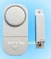 Door & Window Entry Alarm Anti-theft Doorbell Security Alarm Magnetic Door Sensor, 10pcs/lot, Free Shipping+mini:1lot