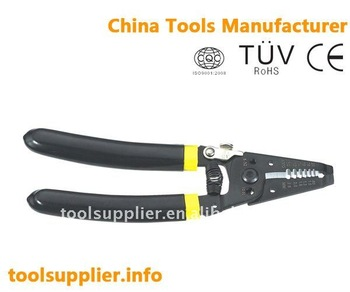 Stripping Plier Tools  wire stripper HS-053 7""