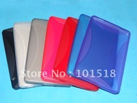 """10pcs/lot Free shipping TPU Gel Case Protector for Amazon Kindle Fire 7"""" Tablet New"""