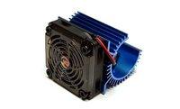 EZRUN 36 x 55mm Motor Heat Sink With 5V Cooling Fan