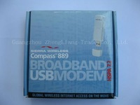 Unlocked  Aircard Compass 889 USB modem HSDPA 7.2Mbps 5.76M Unlocked
