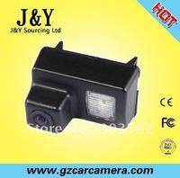 For Peugeot 206/ 207/ 307(NB) /307SM/407/ 308SW, original fitting color rearview camera, car backsight camera JY-530