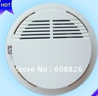 Photoelectric Wireless Smoke Detector for fire alarm Sensor sn:ED5100 2pcs/lot wholesale+mini order:1lot